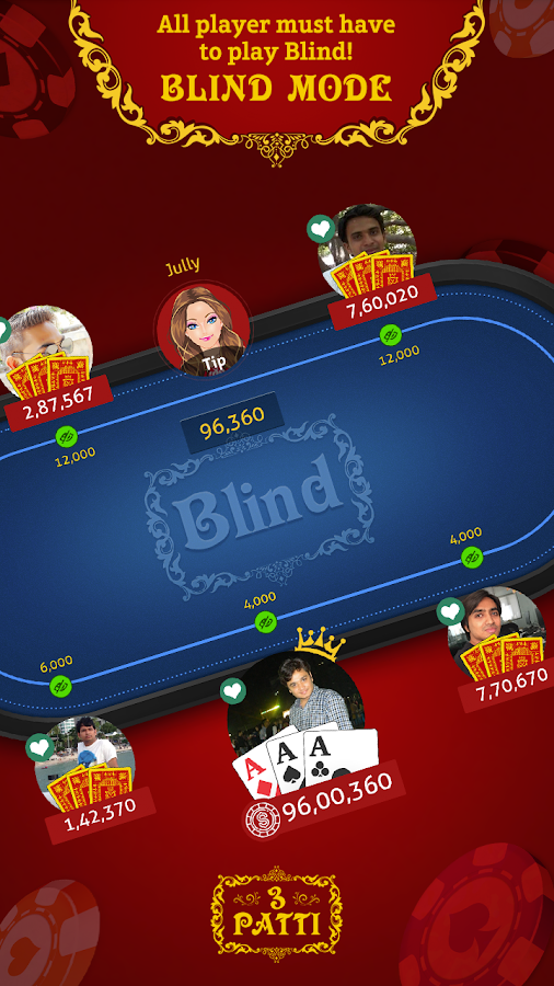 Teen Patti Indian Poker Screenshot 7