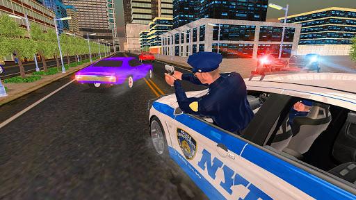 Miami Police Highway Car Chase City Hot Crime War screenshot 6