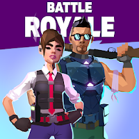 Battle Royale: FPS Shooter on PC / Windows 7.8.10 & MAC