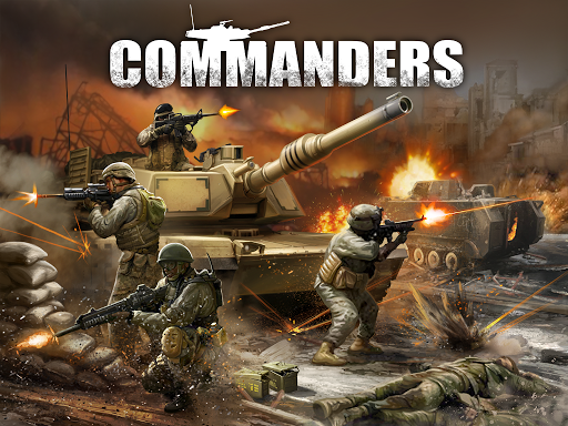 Commanders Screenshot