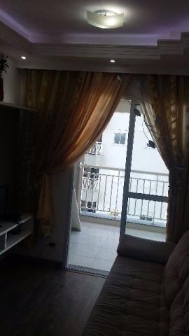 Apto 2 Dorm, Vila Augusta, Guarulhos (AP3742)
