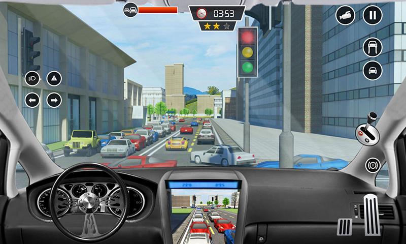 erh ht auto fahren simulator android spiele download. Black Bedroom Furniture Sets. Home Design Ideas