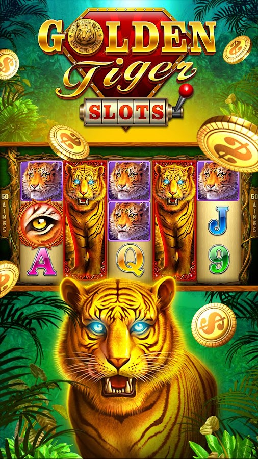 Golden Tiger Slots- free vegas Screenshot 14