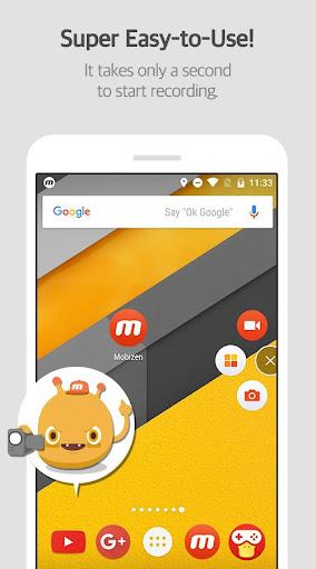 Mobizen Screen Recorder for SAMSUNG screenshot 3