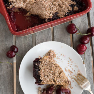 Paleo Cherry Buckle