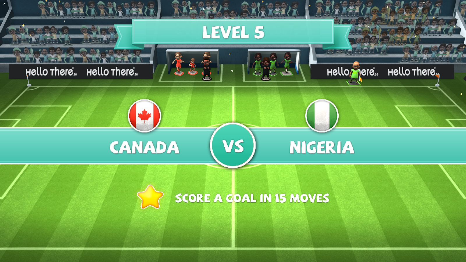 Find a Way Soccer: Women's Cup Screenshot 17