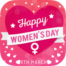 Happy Women's Day Photo Frames
