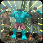 Monster Hero Vs Flying Spider: Final Battle APK for Bluestacks
