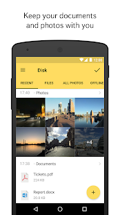 App Yandex.Disk apk for kindle fire