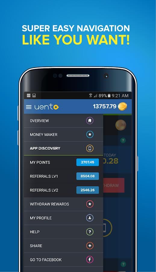 Download Uento Money Maker Online For Pc