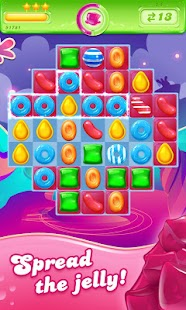 Game Candy Crush Jelly Saga APK for Kindle