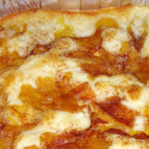 The Peach Cobbler