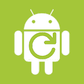 update android , update software to latest icon