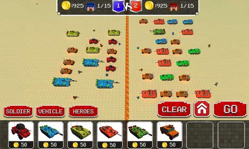 Handwerk Army Attack 3D android spiele download