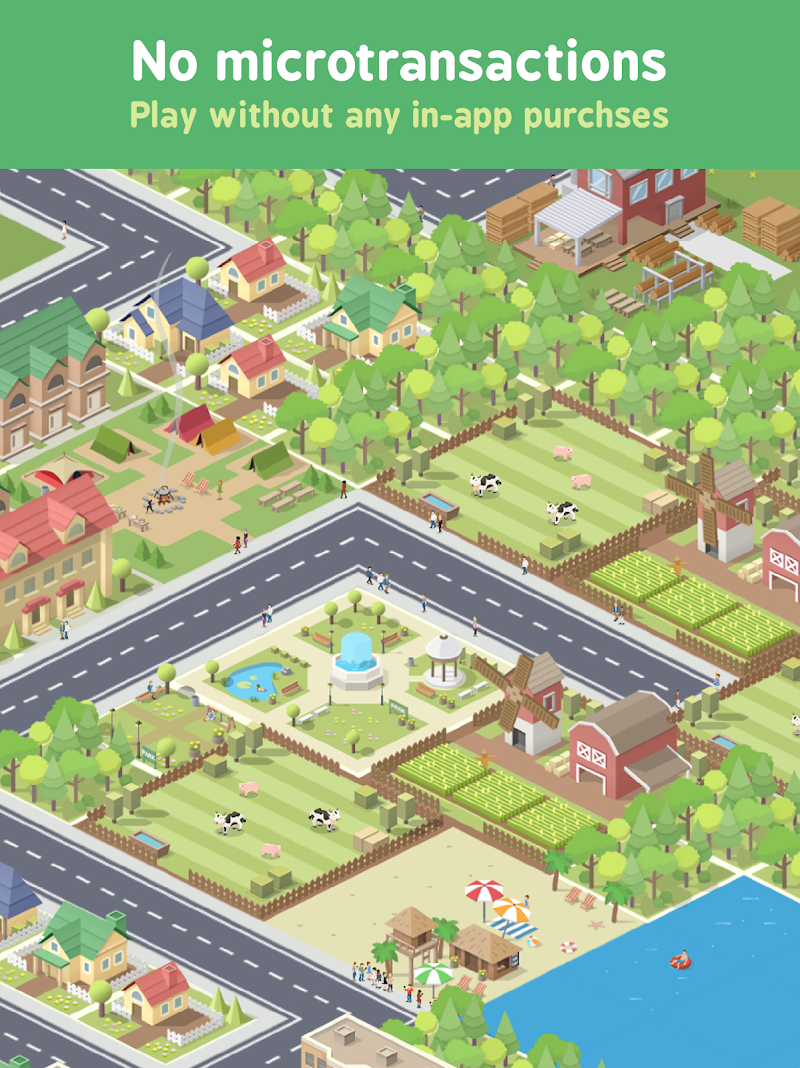 Pocket City Screenshot 6