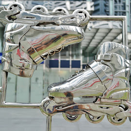 Roller Skate by Koh Chip Whye - Artistic Objects Still Life (  )