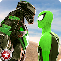 Free Flying Spider Hero Vs X Superhero Robots APK for Windows 8