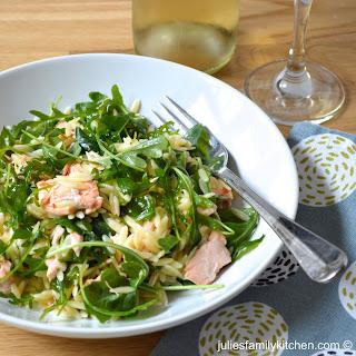 Salmon And Orzo Salad Recipes