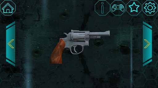 Gun Camera 3D 2 Gun Sim Pro - screenshot