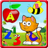 Game Kindergarten Learning Puzzle apk for kindle fire