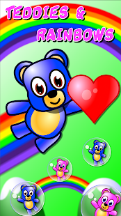 Teddies and Rainbows - screenshot