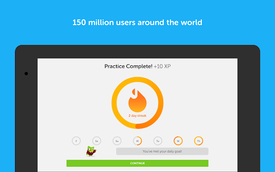 Duolingo: Learn Languages Free APK screenshot thumbnail 9