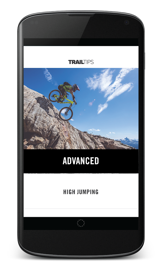 Trail Tips Screenshot 2