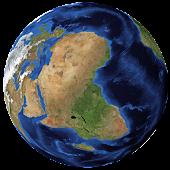 Earth-Karte 0016