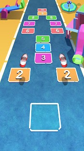 Hopscotch: Back to childhood