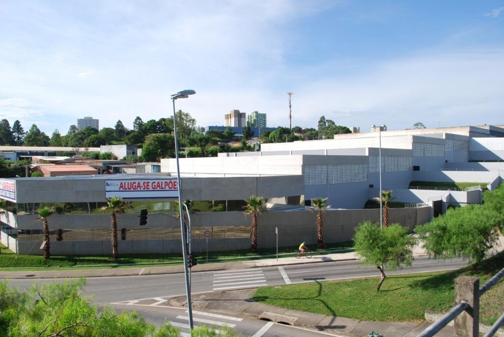 Galpão para alugar, 589 m² por R$ 10.900/mês - Jardim Gonçalves - Sorocaba/SP