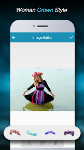 Flower Crown Photo Editor - screenshot