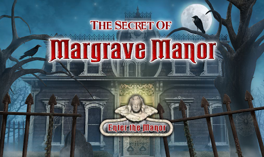 Game Secret of Margrave Manor Free apk for kindle fire