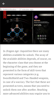 Dragon Age Inquisition Guides - screenshot