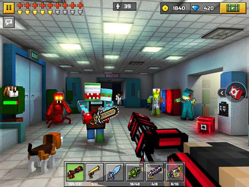 Pixel Gun 3D (Pocket Edition) screenshot 8