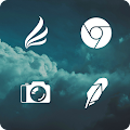 App Flight Lite - Minimalist Icons APK for Kindle