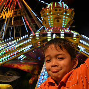 Pesta Pulau Penang by Nur Huda Diyanah Amir Hamzah - Babies & Children Children Candids