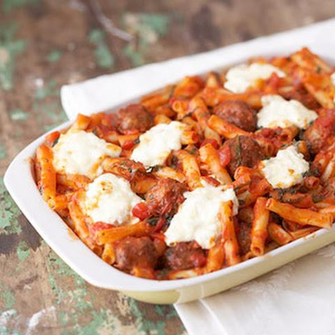 Italian Meatball Pasta Casserole Recipes | Yummly
