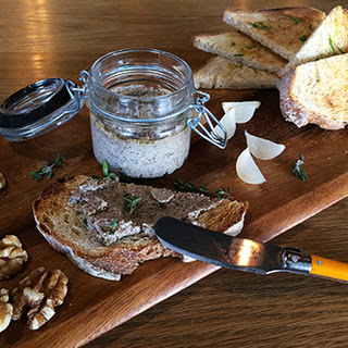 Mushroom Cream Cheese Pate Recipes