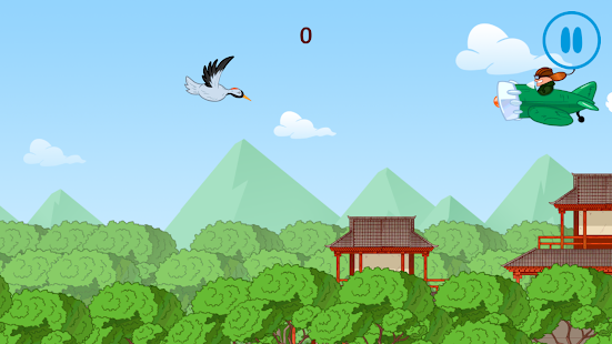 Flapping Crane - screenshot