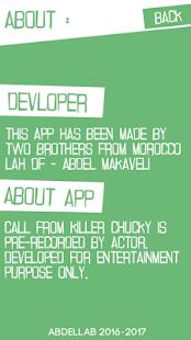 Call From Killer Chucky APK for Bluestacks