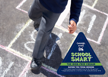 Discover our range of boys school trousers at George.com