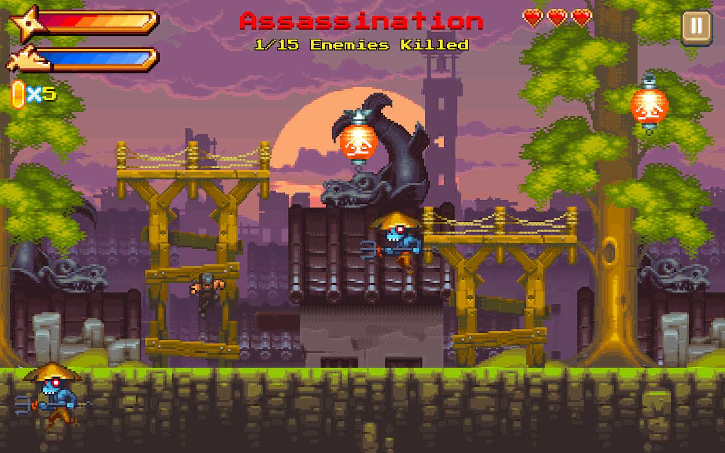 NinjAwesome Screenshot 13