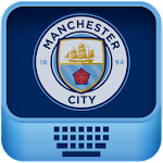 Manchester City FC keyboard APK Image