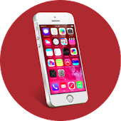 Launcher For Iphone 7 Plus + APK for Bluestacks