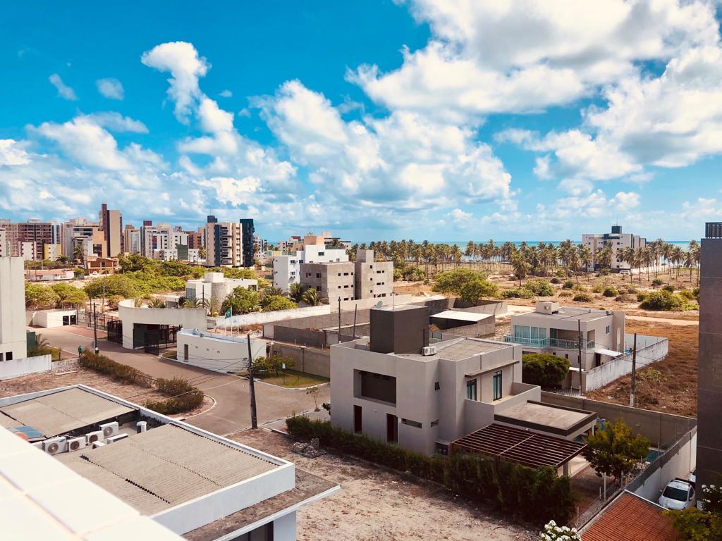Apartamento com 3 dormitórios à venda, 100 m² por R$ 370.000 - Intermares - Cabedelo/PB