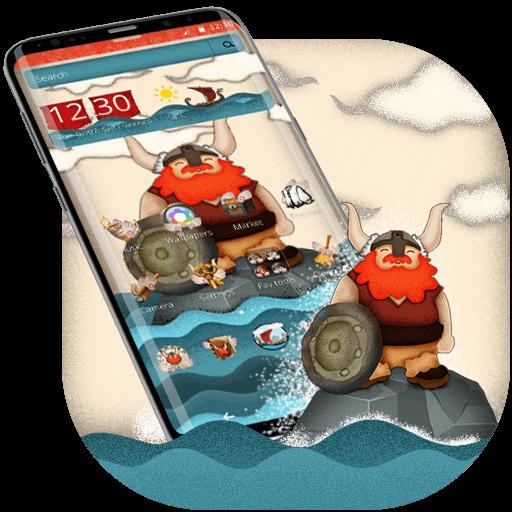 Viking Pirate Sailing Theme (app)