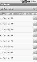 Screenshot of CompTIA Network+ Exam Prep
