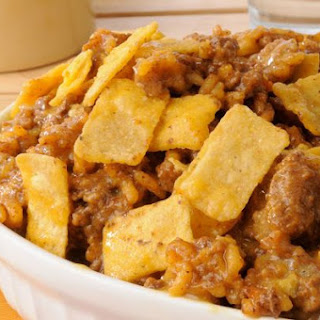 Fritos Ground Beef Refried Beans Recipes