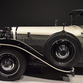 1930 Ruxton Model C by Ada Irizarry-Montalvo - Transportation Automobiles