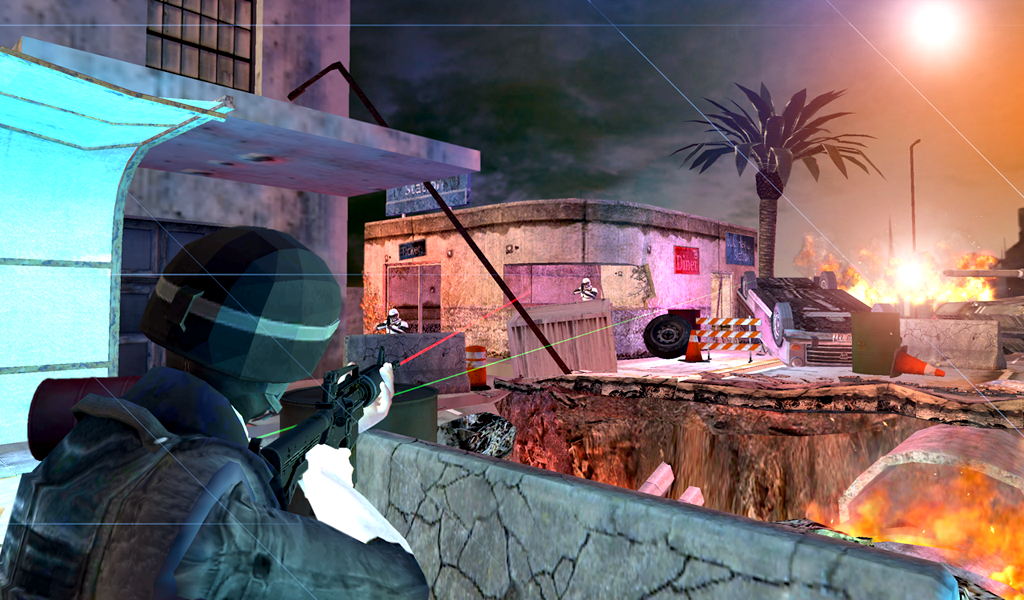 Army Commando Assault Screenshot 12